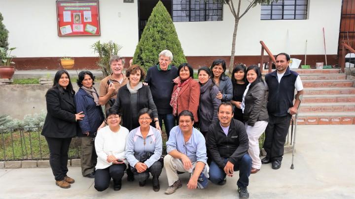 Foto di gruppo ODEC
