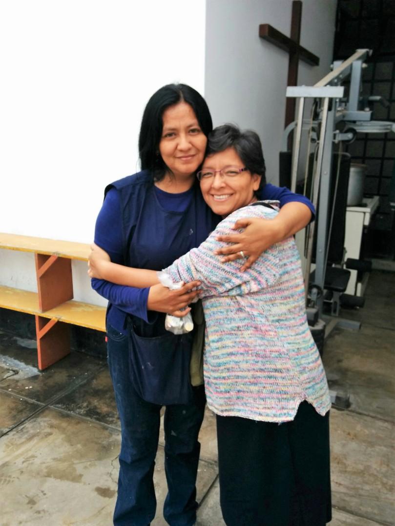 Miriam e Jenny