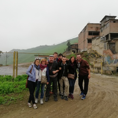 Foto di gruppo in sosta....
