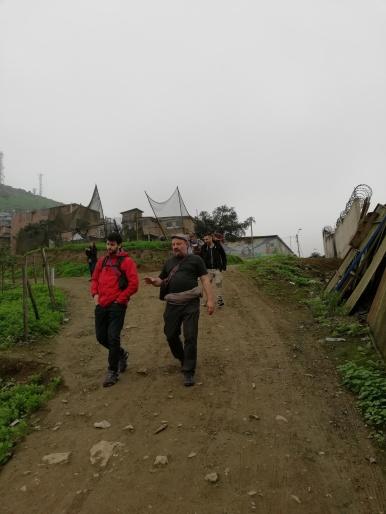 """...passeggiando per i """"cerros"""""""
